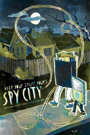 Spy City, empresa de equipamientos de seguridad personal