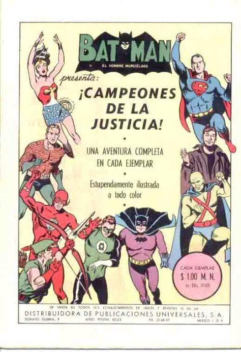 """Promocion de los comics, las revistas de """"dibujitos"""" (como decian nuestros mayores)"""