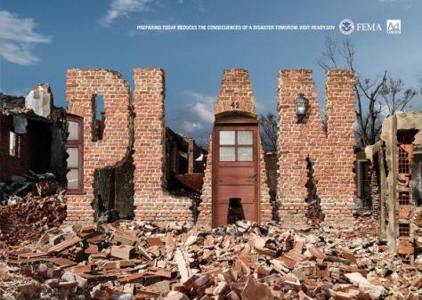 FEMA. Preparándonos hoy reducimos los efectos de un futuro desastre