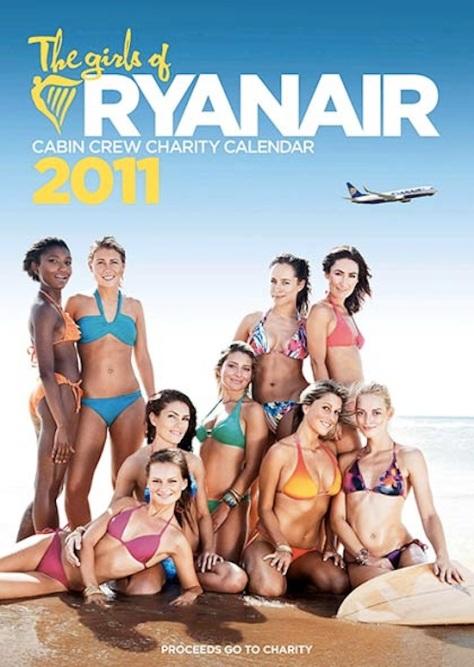 Ryanair-2011-calendar