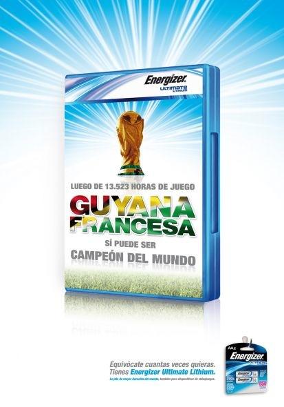 jaja, los ecuatorianos se rien de los de Guyana .... bueh