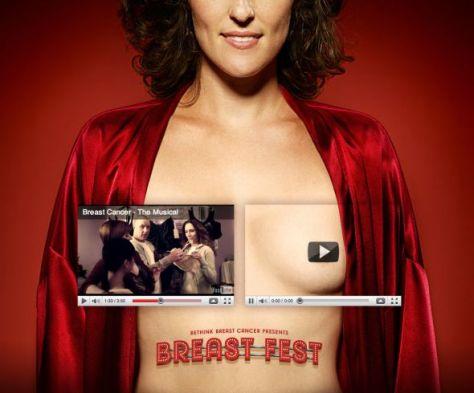 Primer festival de cine orientado a la temática sobre cáncer de mama