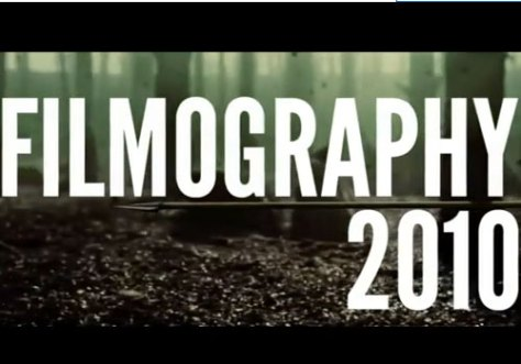 filmography-2010