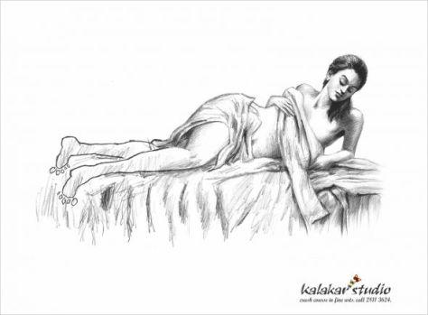 Kalakar Studio: Nude Model - Curso intensivo en las bellas artes. Si te interesa llamá al  28113624 ... ah, de la India