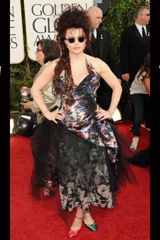 """Helena Bonham Carter, una de mis mejores """"amigas"""". Si si, digan que es ridícula, lo que sea, pero es mi amiga, la banco a mil"""