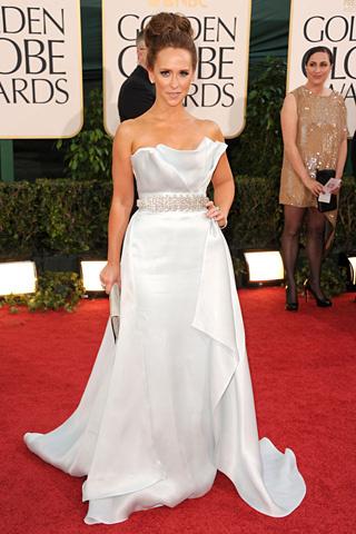 Jennifer Love Hewitt, que estuvo nominada. Si, como ven todos tenemos esperanzas. No importa lo mal que actúe, es muy linda