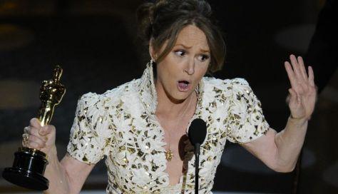 """Melissa Leo agradece """"sorprendida"""" (si hasta campaña hizo para que la votaran)"""