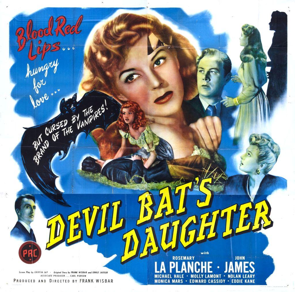 ¿La hija diabólica de Batman? ... jajaja