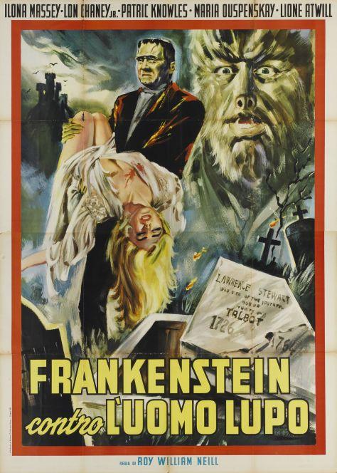 frankenstein_meets_wolf_man_poster_04 bela lugosi