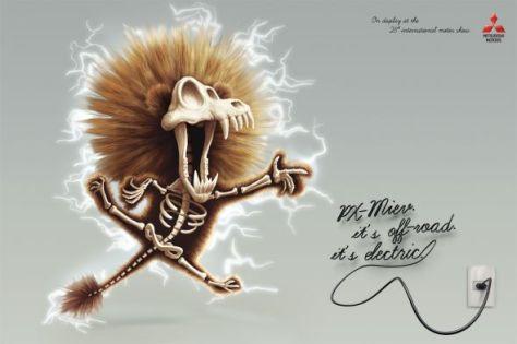 Mitsubishi Motors: Lion. PX-Miev. Es eléctrico