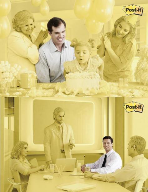 3M Post-it: Yellow