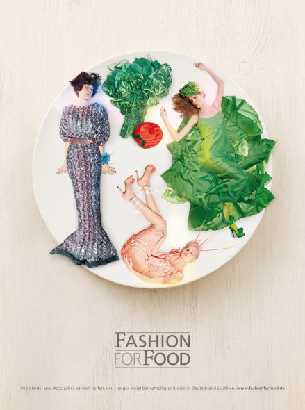 Children for a Better World: Fashion for Food.  Alemania