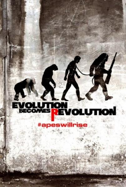 Planeta de los Simios, Revolución