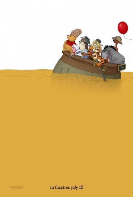 nunca pensé que un poster de Winnie Pooh me gustaría, pero si