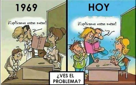escuelas ayer y hoy