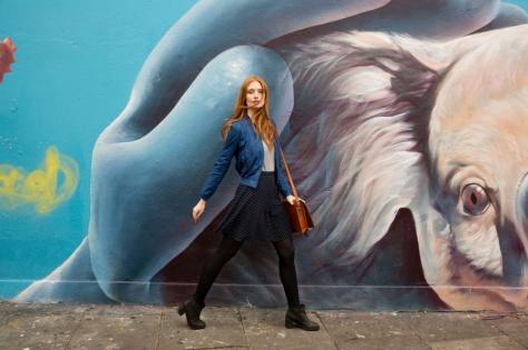 Jessica. Londres, Gran Bretaña