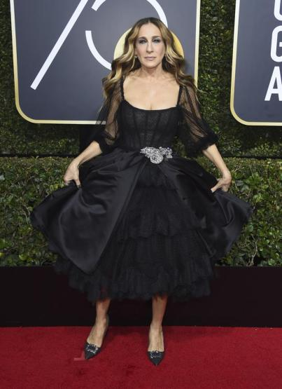 3 Sarah Jessica Parker - Dolce&Gabbana